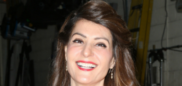 Nia Vardalos on strong roles for women: 'My whole gender is looking for work'