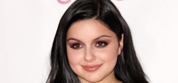 Ariel Winter on Kim Kardashian: 'I think she's promoting body positivity'