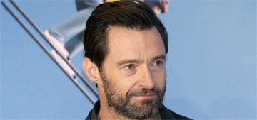 Hugh Jackman saves son, swimmers from riptide: 'super dad, superhero'