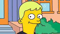 Turn yourself into a Simpson's character