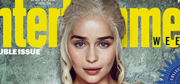 Emilia Clarke: It's painful to take 'GoT' out of context, with an 'anti-feminist spin'