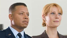 Terrence Howard says he & Gwyneth Paltrow got shafted by 'Iron Man'