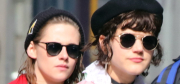 Soko went on a blind date with Robert Pattinson, but she's 'in love' with K-Stew