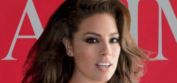 Ashley Graham scored her first Maxim cover: is it too 'shopped or covered up?