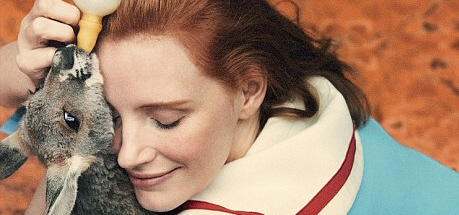 Jessica Chastain: 'I never dreamed what my wedding dress would look like…'