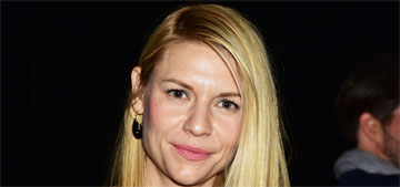 Claire Danes doesn't know what BRB means: normal or sheltered?