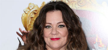 Melissa McCarthy on her weight: 'I'll be up, I'll be down for the rest of my life'