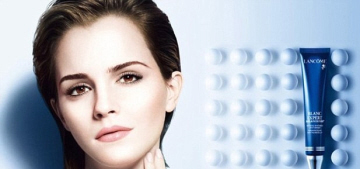 Emma Watson issues statement about her Lancome skin-whitening ads