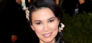 Wendi Deng, 47, is apparently getting 'serious' with Pres. Vladimir Putin