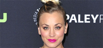 Kaley Cuoco is dating a new guy and they're all over Instagram