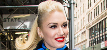Gwen Stefani on Gavin & the nanny: 'I went through a real period of anger'