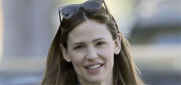 E!: Jennifer Garner should start her own 'lifestyle brand' like so many of her peers