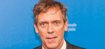 Hugh Laurie: 'Depressed people cling to depression because it is… familiar'