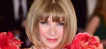 Anna Wintour banned parsley, onion, garlic & bruschetta from the Met Gala
