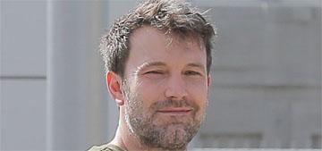 Ben Affleck directing Batman film is a 'prerequisite,' says Zach Snyder