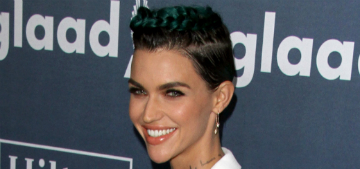 Ruby Rose on her depression: 'I didn't think that I could live another day'