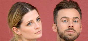 Mischa Barton: dancing is like learning a language, people learn 'at their own pace'