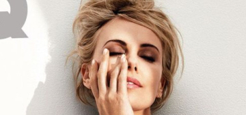 Charlize Theron: 'Pretty people get turned away first' from meaty roles