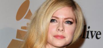 Avril Lavigne & Chad Kroeger really are back together after their 2015 split