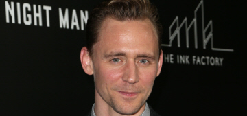 Tom Hiddleston & the cast premiere 'The Night Manager' in LA: lovely or meh?