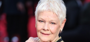 Judi Dench feels Tom Hiddleston 'might be the one to do' James Bond