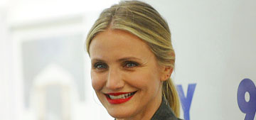 Cameron Diaz: 'If you make it to 85, you're the happiest you've ever been'