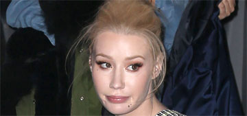 Iggy Azalea is 'good' with fiance Nick Young and the IRS