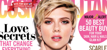 Who was Scarlett Johansson's 'forever unavailable' emotional vampire?