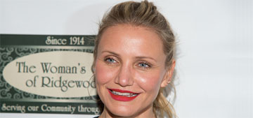 Cameron Diaz: 'Cells have their own sex & they react completely differently'