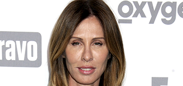 RHONY's Carole Radziwill, 52, is in a relationship with a 29 year-old chef