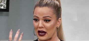 Khloe Kardashian's talk show 'was chaos' & no one liked Khloe's attitude