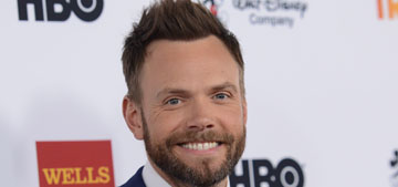 Joel McHale performs in North Carolina, donates proceeds to LGBTQ Center