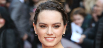 Daisy Ridley on whether Jyn Erso is Rey's mother: it's not important