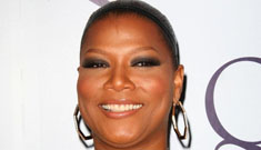 Queen Latifah makes friends take a breathalyzer test before leaving party