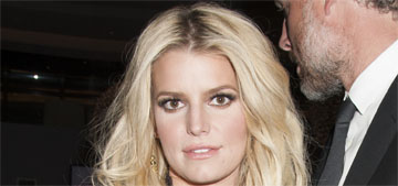 Jessica Simpson is recording music again & representing Budget Rent-A-Car