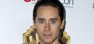 Jared Leto also sent his 'Suicide Squad' costars 'used condoms' & sticky Playboys