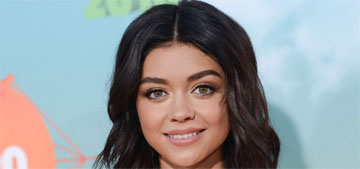 Sarah Hyland, 25, named Candie's creative director: ok or underqualified?