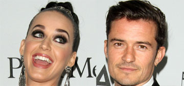 Katy Perry and Orlando Bloom attend charity event together: cute couple?