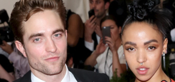 In Touch: Robert Pattinson cheated on FKA Twigs by kissing a random lady