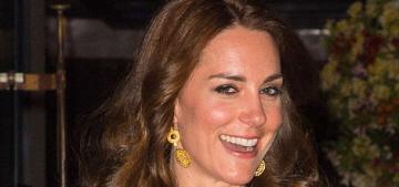 Duchess Kate in a mod, retro Tory Birch in Bhutan: surprisingly fabulous?