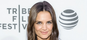 Katie Holmes' directorial debut: 'As a woman in Hollywood, I hope to do it more'