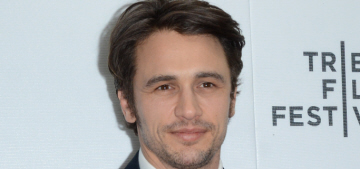 James Franco was trying to 'subvert' the Oscars when he co-hosted in 2011