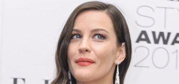 Liv Tyler takes two-hour baths while watching movies: 'I'm a major bath person'