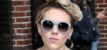 THR: Japanese fans aren't upset with Scarlett Johansson's 'Ghost' casting