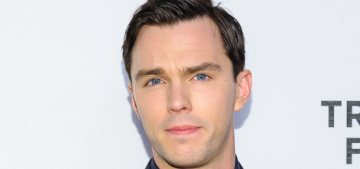 Nicholas Hoult looked beautiful at Tribeca 'Equals' premiere: would you hit it?
