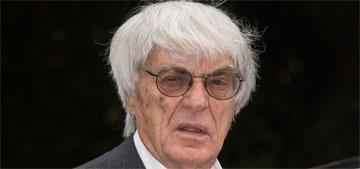 Bernie Ecclestone, Formula One CEO, thinks women lack the strength to race