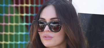 Megan Fox hits pause on divorce: 'Maybe a third baby will bring them closer'
