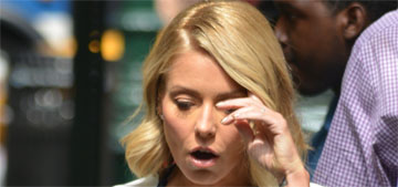 Kelly Ripa 'livid' Michael Strahan left without telling her, she hasn't returned