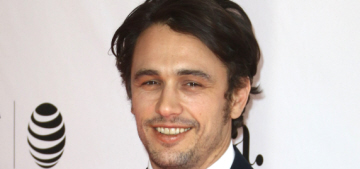 James Franco: 'I'm a gay c–k tease… Yeah, I'm a little gay & there's a gay James'