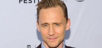 Tom Hiddleston takes his bulge threat level to 'Hammaconda': yay or nay?